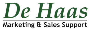 De Haas Marketing & Sales Support